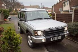 Land Rover Discovery 2 4l v8 lpg top hat sleeve conversion