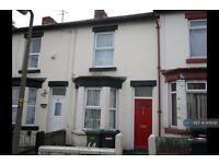 2 bedroom house in Woodville Road, Birkenhead, CH42 (2 bed)