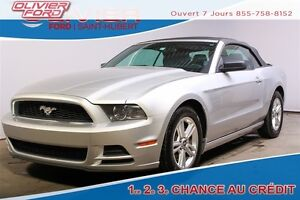 2013 Ford Mustang V6 Premium RWD A/C