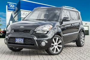 2013 Kia Soul 2.0L 4U Auto Sunroof Alloys