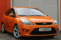 Ford Focus ST Electric Orange* Kurvenlicht* PDC* MP3*