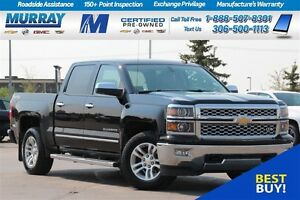 2014 Chevrolet Silverado 1500 LTZ *MYLINK/NAV,REMOTE START,HEATE