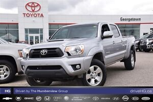 2015 Toyota Tacoma TRD Double Cab with low kilometers