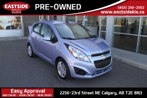 2015 Chevrolet Spark 1LT ALLOYS BLUETOOTHWELL EQUIPED