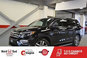 2016 Honda Pilot *TOIT PANO*161$/semaine*DVD*GPS*CUIR*