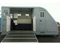 Equi trek star treka horse box was 6,500 now reduced to 5,500 ono for quick sale as short on space.
