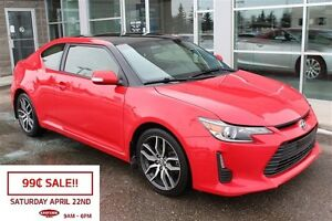 2014 Scion tC PANORAMIC ROOF ALLOYS AND TONS OF FUN