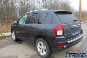 2015 Jeep Compass /High Altitude/4x4/Heated Seats/Leather/AUX Prince George British Columbia image 8