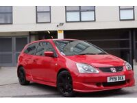 HONDA CIVIC TYPE-R RED**** ((FACELIFT))****((SCORPION EXHAUST))****((EP3))****