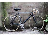 DAWES HORIZON, 21 inch, 53.5 inch, Reynolds frame, vintage racer racing road bike, 10 speed