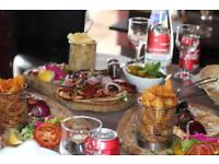head chef/ chef/ pizza making jobs for Lebanese cuisine (3 jobs available).