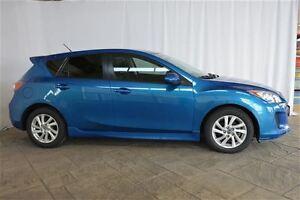2013 Mazda MAZDA3 GS SPORT HATCHBACK, AUTO, SKYACTIV, 4 NEW TIRE Oakville / Halton Region Toronto (GTA) image 3