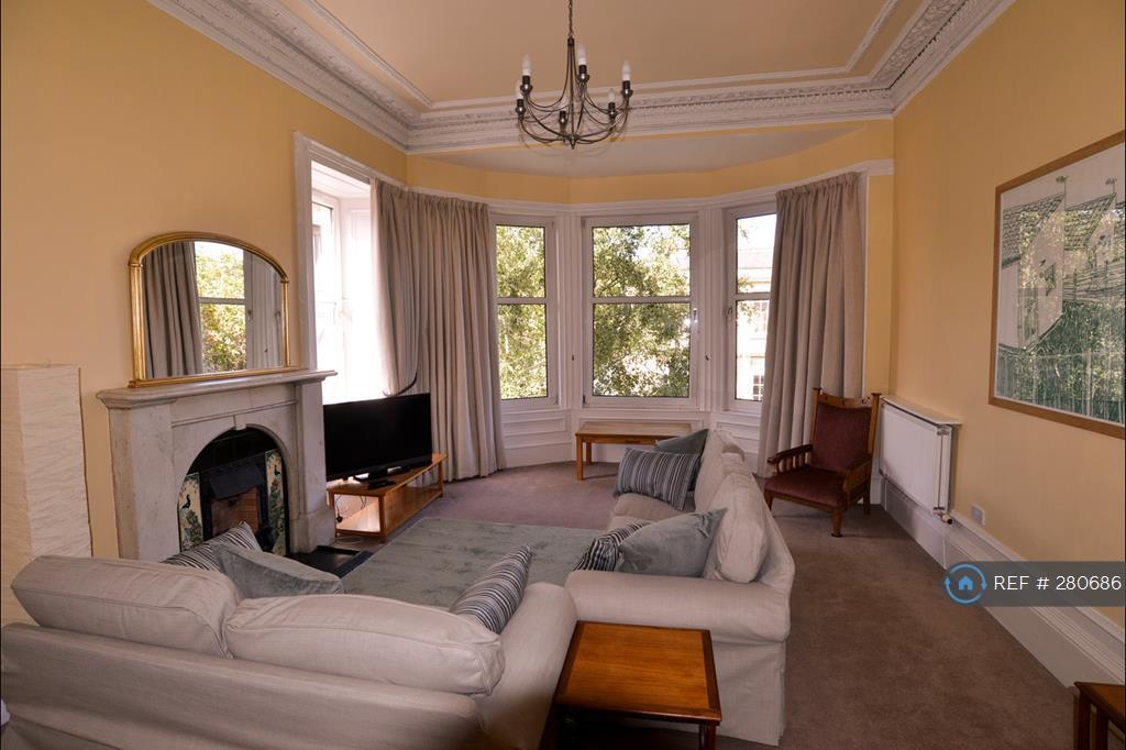 4 Bedroom Flat In Lawrence St Glasgow G11 Bed