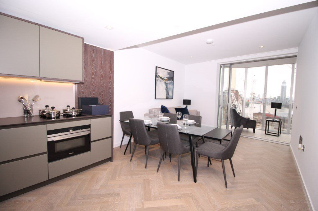 LUXURY BRAND NEW 2 BED BATTERSEA POWER STATION
