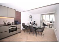 LUXURY BRAND NEW 2 BED BATTERSEA POWER STATION FLADGATE HOUSE SW8 NINE ELMS QUEENSTOWN VAUXHALL