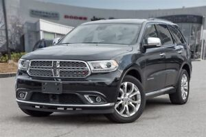 2016 Dodge Durango Citadel, DVD, ROOF, LEATHER, NAVI