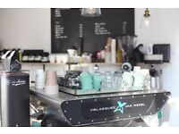 Experienced Barista needed for exciting specialty coffee bar in North London
