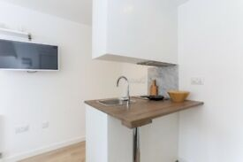 NEW-BUILT STUDIO FLAT TO LET IN EAST ACTON - ALL BILLS INCLUDED