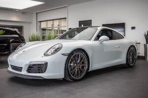 2017 Porsche 911 Carrera S Sport Package
