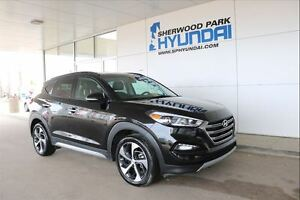 2017 Hyundai Tucson SE | Blind Spot Sensor - AWD- Leather