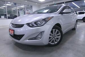 2015 Hyundai Elantra GLS, ROOF, PWR SEAT, ALLOYS, ONE OWNER, NO