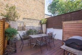 Fully Furnished 1 Bedroom Decked Garden Flat