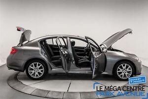 2013 Infiniti G37X Sport, BANCS CHAUFFANTS