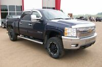 2012 Chevrolet SILVERADO 2500HD DURAMAX LTZ CREW SHORTBOX 4X4