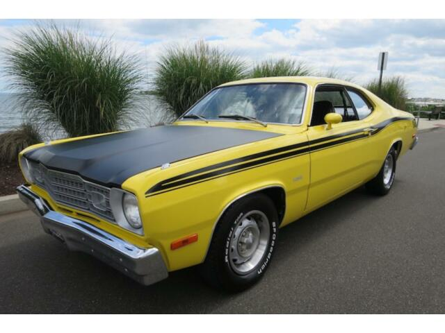 Image 1 of Plymouth: Duster Yellow…