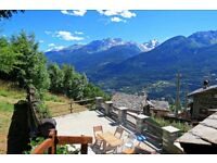SELLER FINANCE Aosta, Italy £4,995 plus legal fees then spread the balance