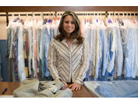 FULL TIME - DRY CLEANERS - N12 area