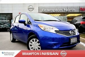 2016 Nissan Versa Note SV Dealership Demo *Bluetooth,Rear view c