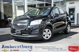 2014 Chevrolet Trax BLUETOOTH, CRUISE CONTROL