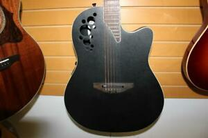 Guitare Ovation Seven Canada Preview