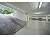 Underground car park space