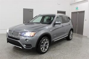 2016 BMW X3 xDrive28i - Accident free, Nav, Warranty