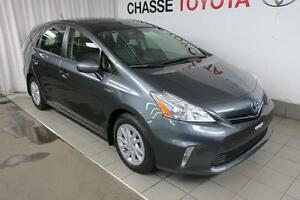 2012 Toyota Prius V Luxe CUIR, TOIT, NAV