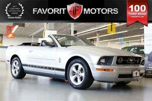 2008 Ford Mustang V6 | SOFT TOP | LEATHER