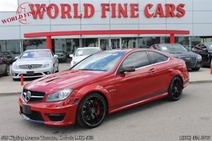 2015 Mercedes-Benz C-Class C63 AMG | Edition 507 | DISTRONIC+