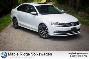 2015 Volkswagen Jetta 1.8 TSI Trendline+