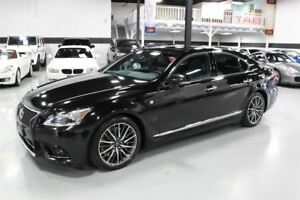 2014 Lexus LS 460 F SPORT | 1-OWNER | LOCAL CAR