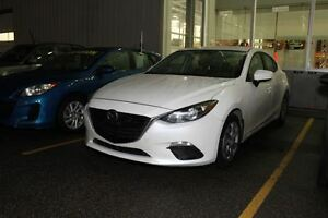 2014 Mazda MAZDA3 GX + BLUETOOTH A/C + ELECTRIC GRP