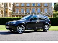 BMW X3 3.0 D M SPORT AUTO 215 BHP