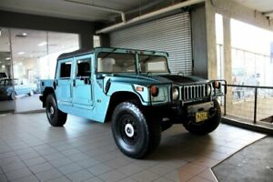 1988 Hummer H1 ALPHA Blue Automatic Thornleigh Hornsby Area Preview