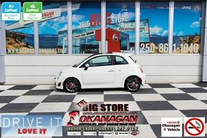 2013 Fiat 500 Abarth, No-Accidents! Not Smoked In! One Owner! MI