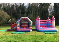 Local Bouncy Castle Company - FOR SALE