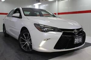2015 Toyota Camry XSE Nav Sunroof Btooth BU Camera Cruise Alloys