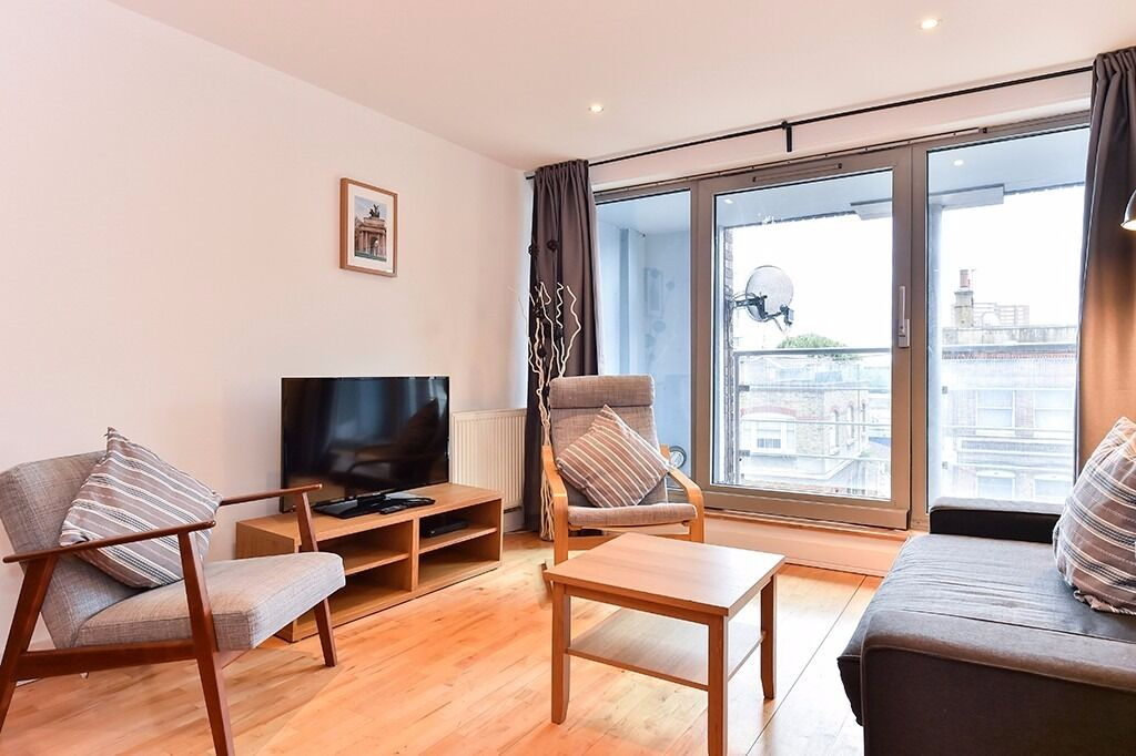Stunning 2bed/2bath apartment*Borough/London Bridge area*Fully furnished*3 months minimum