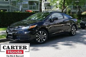2014 Honda Civic EX Coupe + NO CLAIMS + CERTIFIED 7YRS!