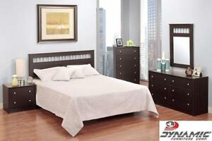 Cappuccino Bedroom Set! Starting from only $325